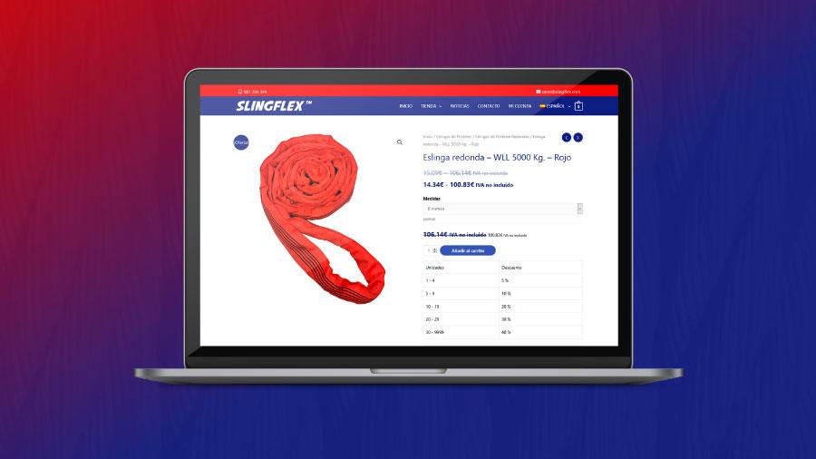 Compra online en Slingflex
